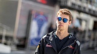 Kvyat joins Ferrari as development driver