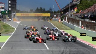 Movistar+ to screen F1 in Spain until 2020