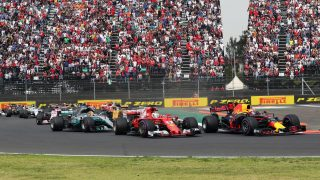 Strong growth for F1's TV and digital audiences in 2017