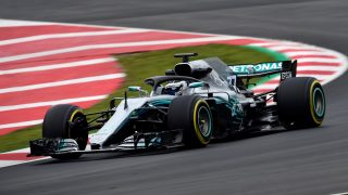 Bottas the lunchtime leader on Day 2 in Barcelona