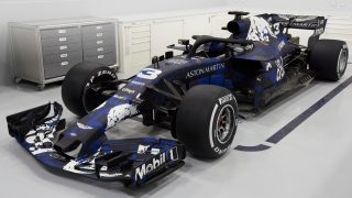 Red Bull launch new F1 car in special edition livery