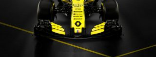 Renault take the wraps off R.S.18 F1 car