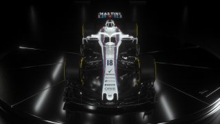 Williams unveil the FW41