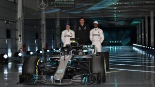 World champions Mercedes officially unveil 'much improved' new car