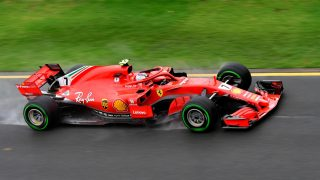 FP3: Ferrari one-two in wet-dry Melbourne practice