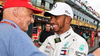 Australia pole lap one of my best - Hamilton