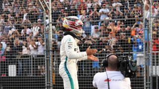 QUALIFYING: Imperious Hamilton beats Raikkonen to pole
