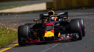 Ricciardo - Tyre strategy gives us a chance