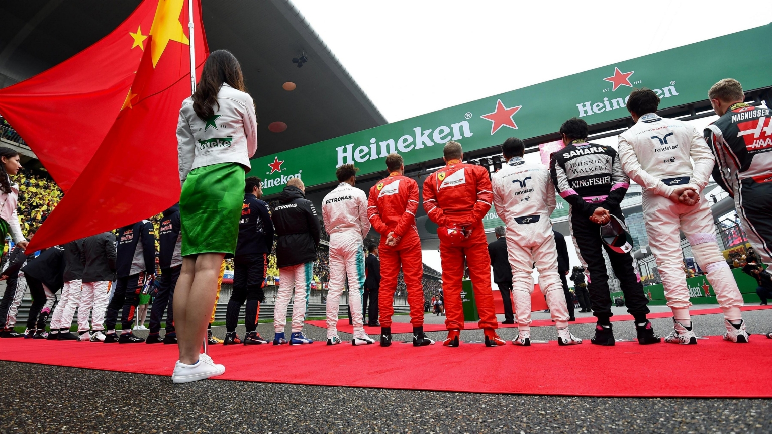 China preview quotes - the teams and drivers on Shanghai