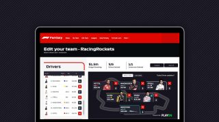 Fantasy Formula 1 is here – play now