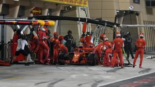 Ferrari explain pit stop error that led to mechanic injury