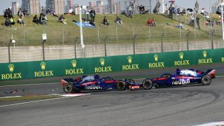 Miscommunication caused Gasly, Hartley collision