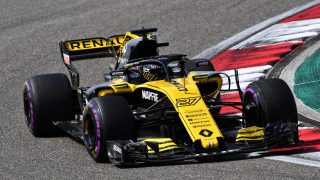 Renault didn't need luck to win midfield battle - Hulkenberg