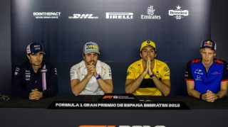 FIA Thursday press conference - Spain