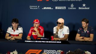 FIA Wednesday press conference - Monaco