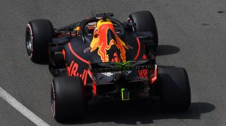 FP2: Ricciardo in charge again as Red Bull dominate