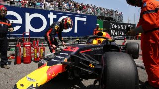 Verstappen fails to qualify after Monaco practice shunt