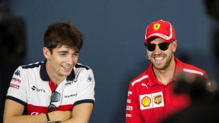 Vettel would welcome Leclerc at Ferrari