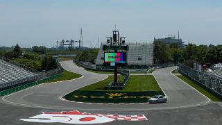 Walk the track for charity ahead of the Canadian GP