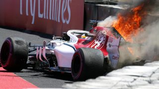 Ericsson misses FP2 after morning crash