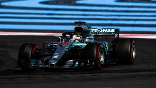 QUALIFYING: Hamilton claims majestic 75th pole in France