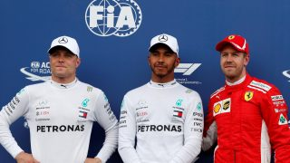 FIA post-qualifying press conference - France