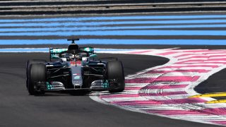FP2: Hamilton fastest again ahead of Ricciardo