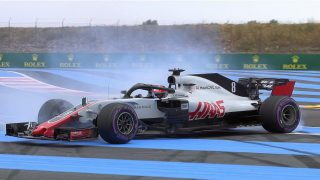 Grosjean baffled by Q3 shunt