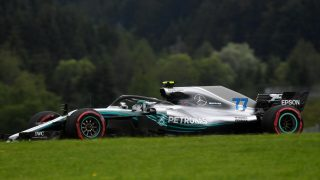 Hamilton and Bottas hail Mercedes' Austria updates