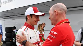 Leclerc 'lost for words' after career-best P8 qualifying