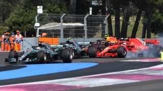 RACE: Serene Hamilton wins incident-packed French Grand Prix