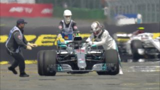 'It was the will not to give up' – Hamilton on qualifying push