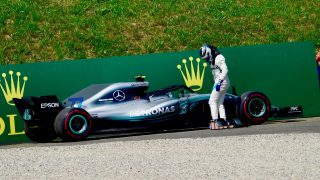 'Tremendously painful day' for Mercedes – Wolff