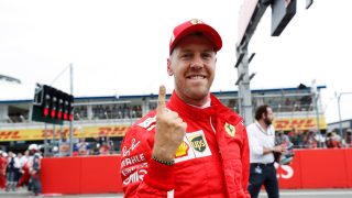 QUALIFYING: Vettel on pole, heartbreak for Hamilton in Germany