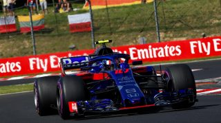 Gasly 'shocked' with 'dream' sixth place