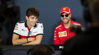 Leclerc has time on his side – Vettel