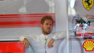 Vettel feared he'd miss qualifying because of neck complaint