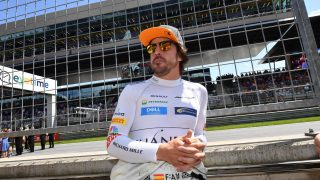 BREAKING: Alonso to step away from F1 at end of 2018
