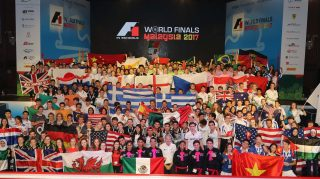 F1 in Schools World Finals 2018 set to take pole position in Singapore