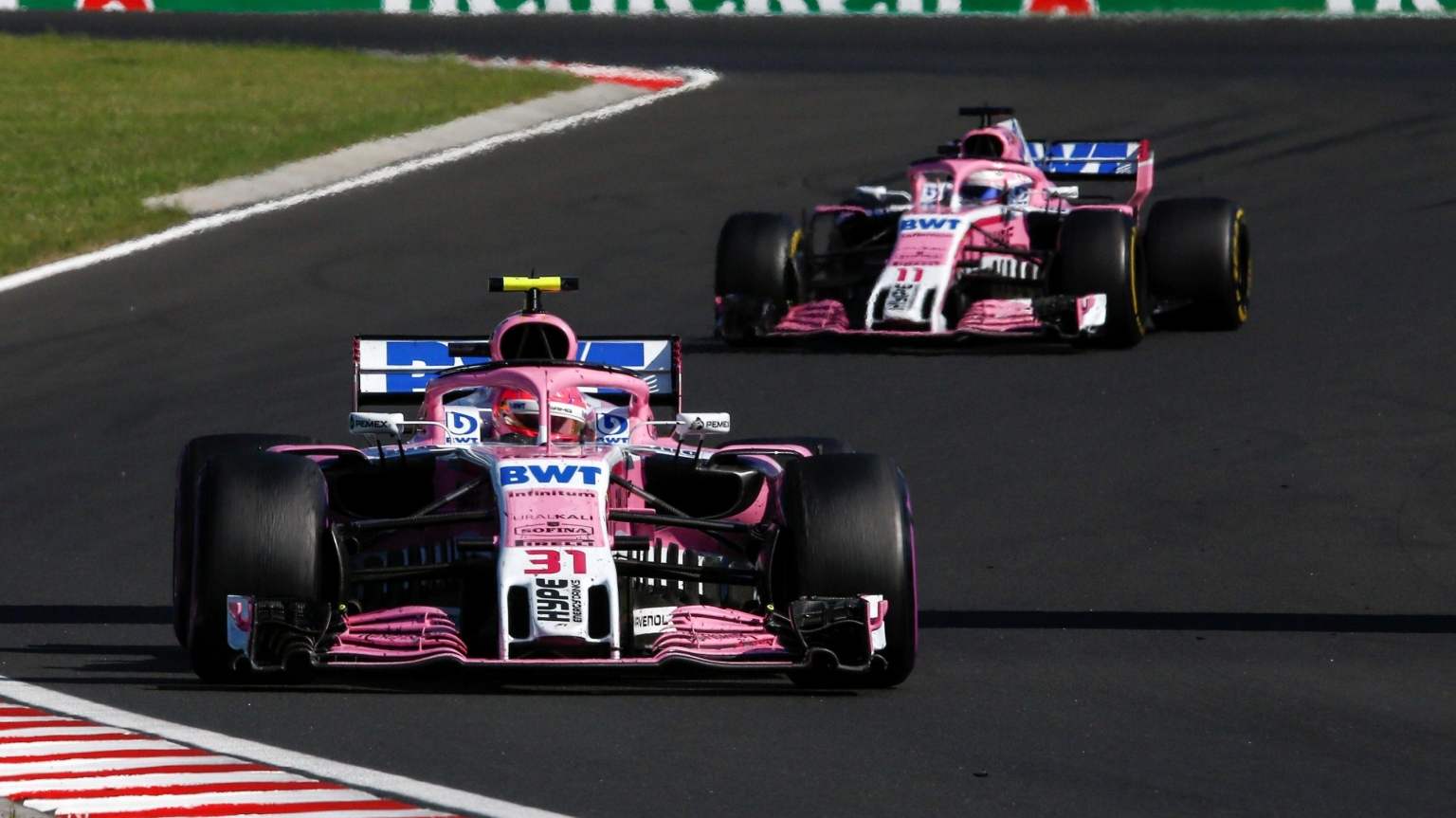 Fia Approve Racing Point Force India F1 Entry