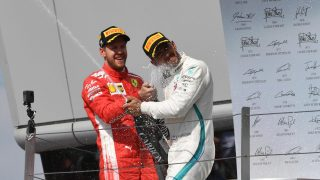 Mercedes having to over-deliver to beat Ferrari – Hamilton