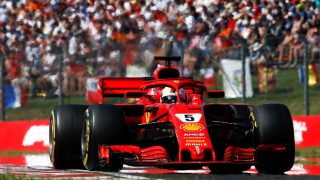 Vettel: Ferrari can 'make things happen' after break