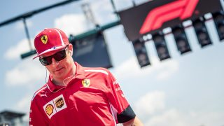 Raikkonen deserves to stay on at Ferrari - Villeneuve