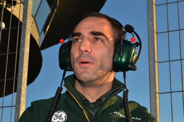 Cyril Abiteboul (FRA) Caterham CEO Formula One Testing, Jerez, Spain, Day Three, Thursday, 30 January 2014