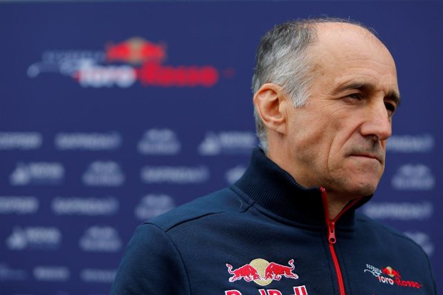 Franz Tost (AUT) Scuderia Toro Rosso Team Principal. Formula One World Championship, Rd12, Belgian Grand Prix, Preparations, Spa-Francorchamps, Belgium, Thursday, 21 August 2014