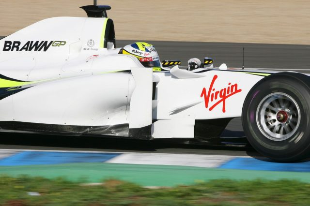 Marcus Ericsson (SWE) Brawn GP, BGP001  