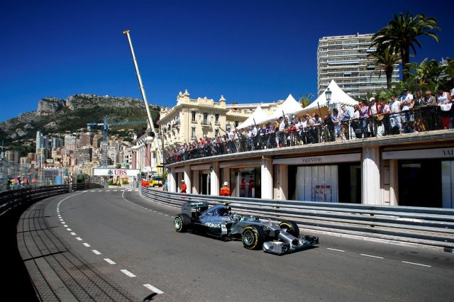 Nico Rosberg (GER) Mercedes AMG F1 W05. Formula One World Championship, Rd6, Monaco Grand Prix, Qualifying, Monte-Carlo, Monaco, Saturday, 24 May 2014