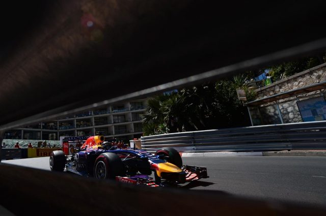 Sebastian Vettel (GER) Red Bull Racing RB10. Formula One World Championship, Rd6, Monaco Grand Prix, Qualifying, Monte-Carlo, Monaco, Saturday, 24 May 2014