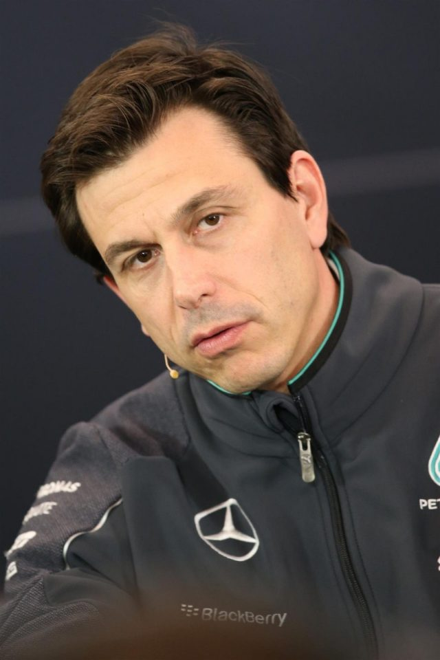 Toto Wolff (AUT) Mercedes AMG F1 Director of Motorsport in the Press Conference. Formula One World Championship, Rd8, Austrian Grand Prix, Practice, Spielberg, Austria, Friday, 20 June 2014