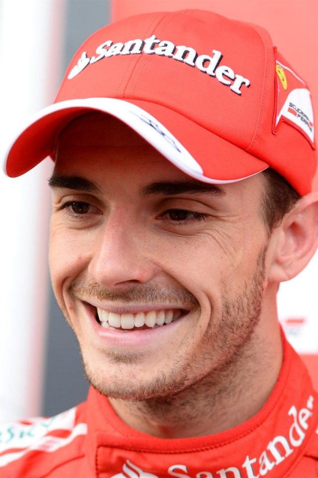 Jules Bianchi (FRA) Ferrari. Formula One Testing, Silverstone, England, Day Two, Wednesday, 9 July 2014